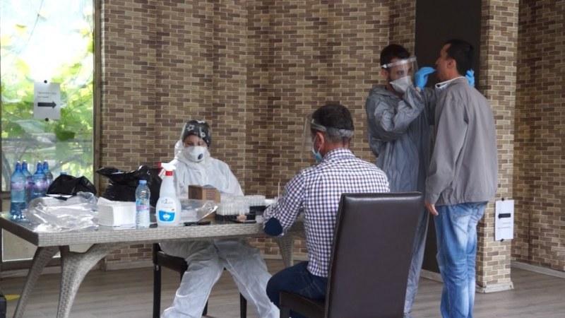 Нов голям скок на починали от коронавирус в