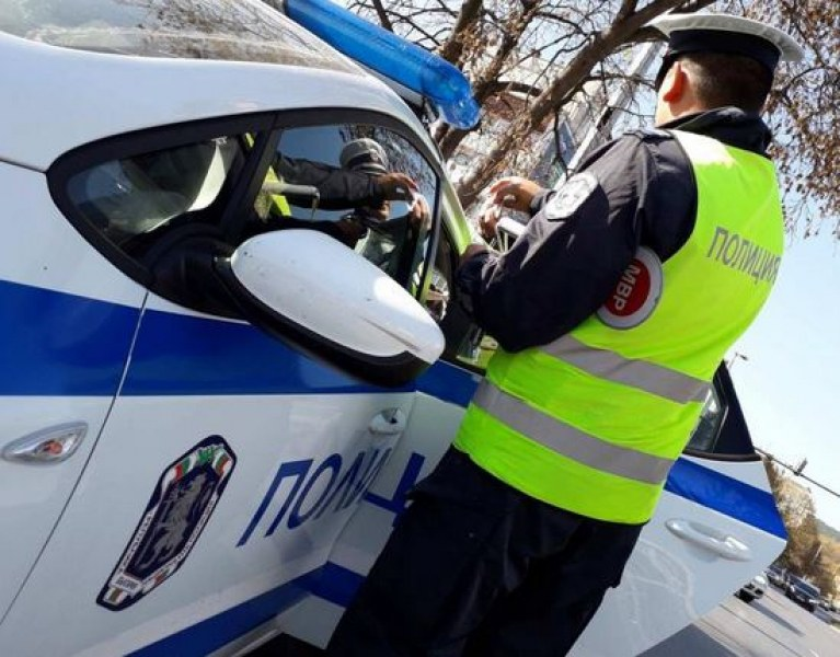 От днес пътните полицаи ще следят за нарушители