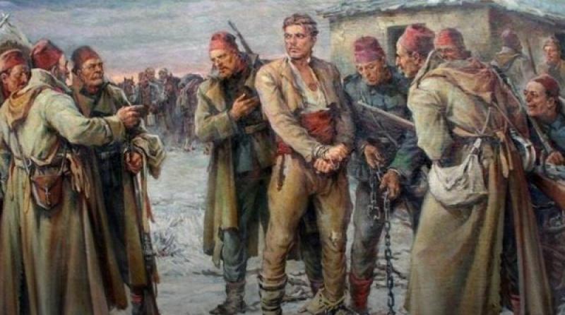 Васил Левски е роден през 1840-а година, а