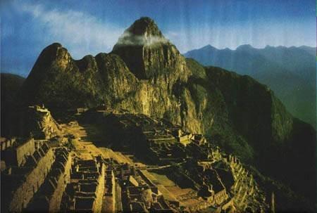 Града на инките в Перу векове наред е стоял скрит,