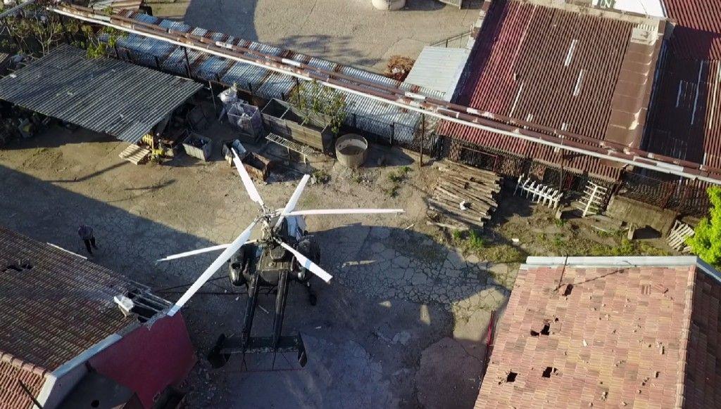 От Винпром-Свищов коментираха, че селкостопанският вертолет не е нает от