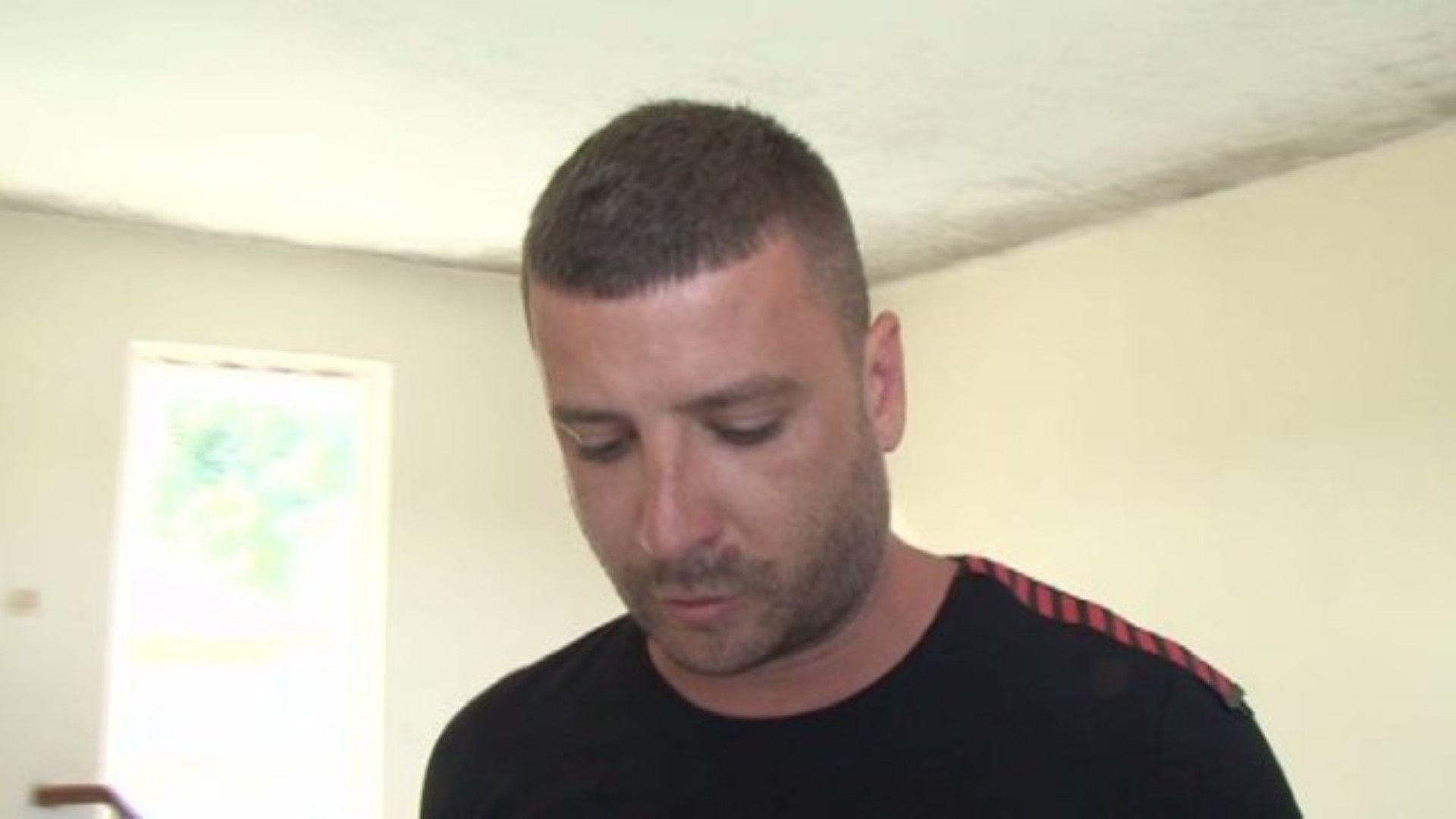 При първото си явяване в съдаСтоянов заяви, че инцидентът е
