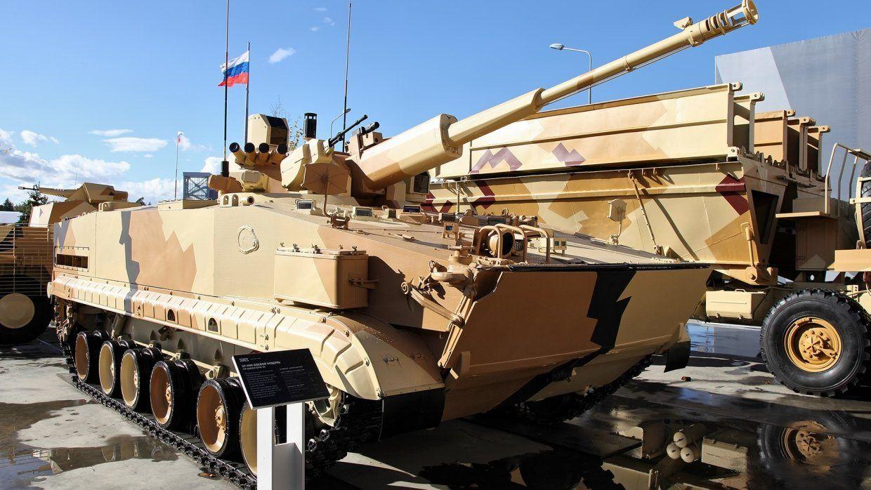 Деривация-ПВО е снабдена с най-модерните руски системи, използващи машинно обучение,
