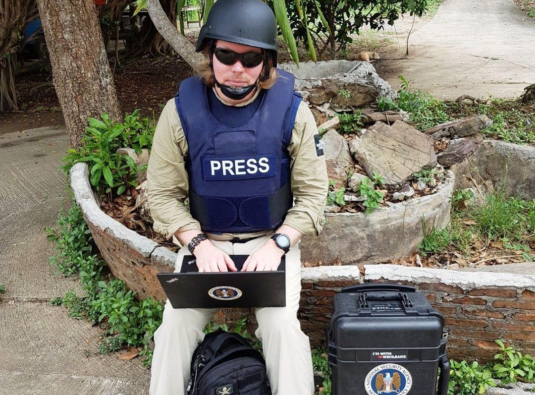 Уикилийкс написа в събота в профила си в Туитър за