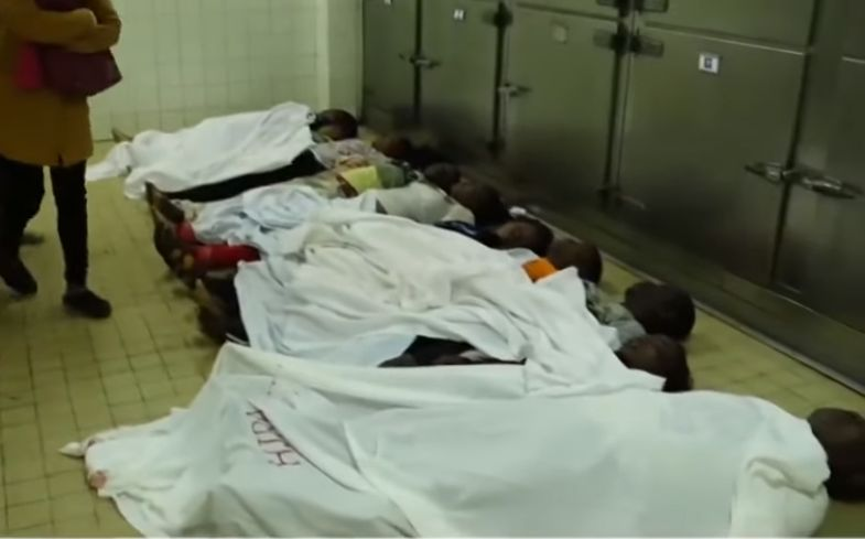 Снимка: Кошмар! Най-Малко 16 Души Загинаха В Блъсканица На Концерт! Видео От Столицата На Мадагаскар!