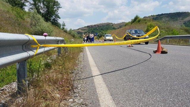 Тялото на 37-годишния Месут Мустафа от село Горско Дюлево бе