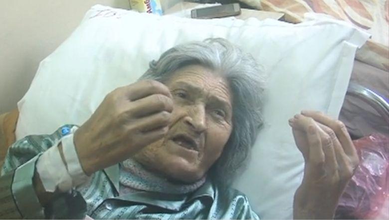 Днес вече възрастната жена е в болницата след намеса на