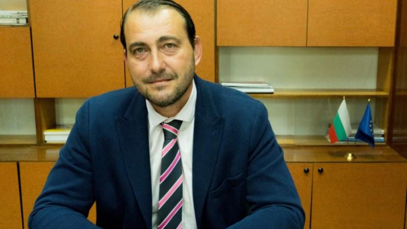 Заместник-министъра на земеделието, храните и горите Чавдар Маринов