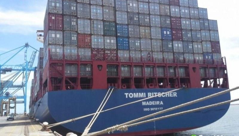 Отвлеченият и освободен български капитан вече е в