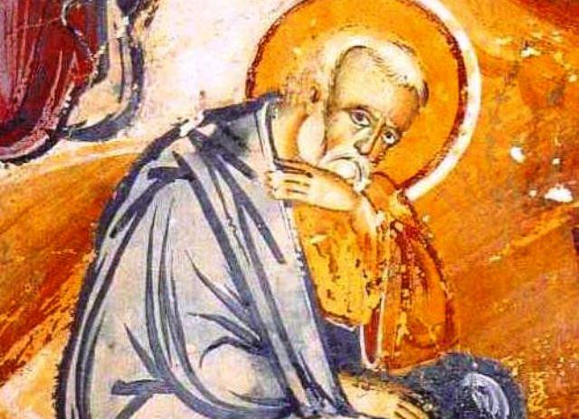 Младият инок изпълнявал с усърдие всички манастирски задължения. Проявил пълно