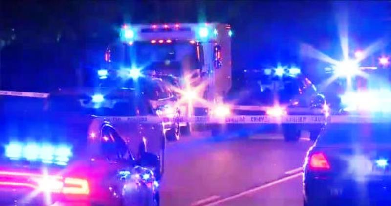 Полицията на тексаския град Мидланд съобщи, че един нападател е