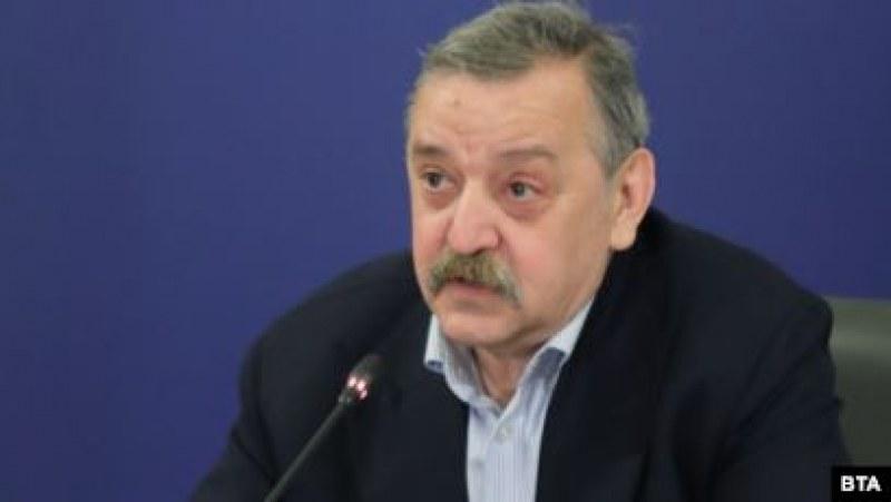 Проф. Тодор Кантарджиев ще съобщи днес последните данни