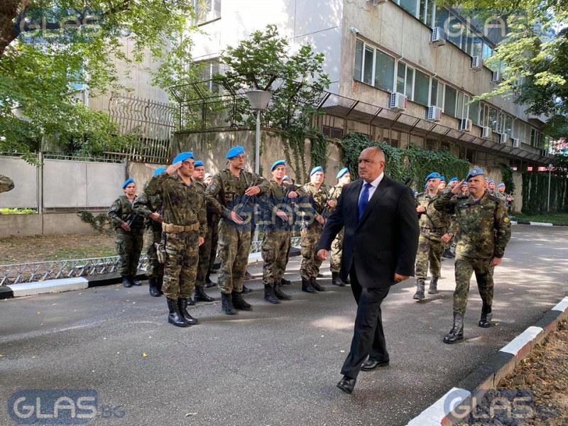 Войската, на която най-много разчитаме, са Специалните сили.