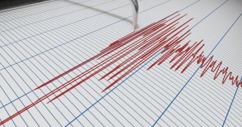Земетресение с магнитуд 2.5 по Рихтер е регистрирано