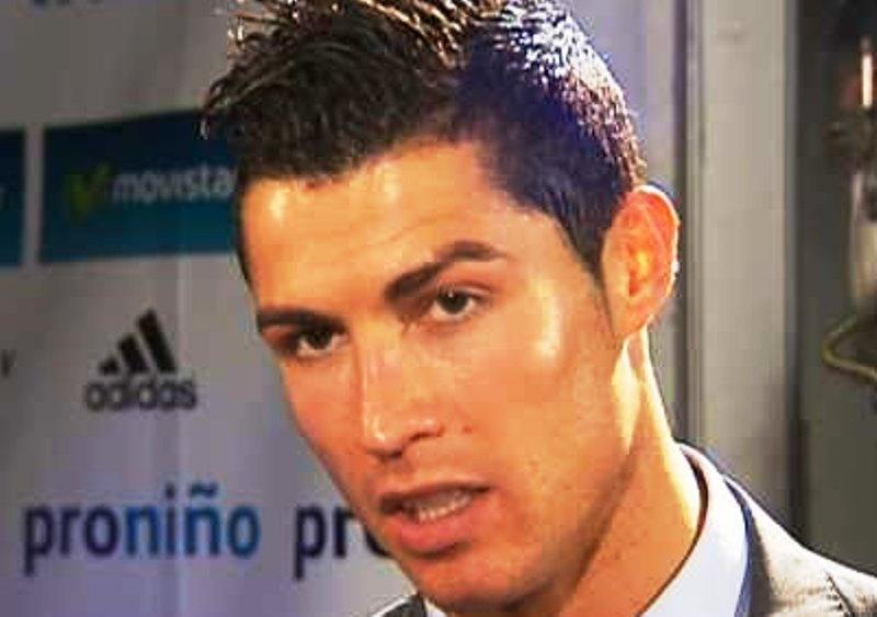Роналдо остана спокоен на въпроса за обвиненията и делото, като