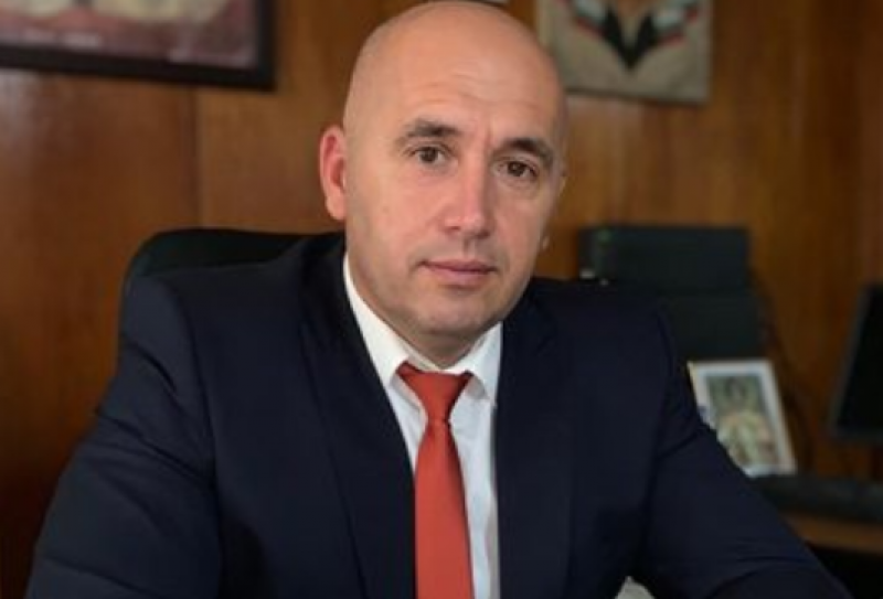 Шефът на ОД на МВР-Бургас Радослав Сотиров подаде
