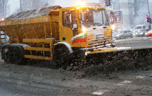 Заради почистванеще се затварят пътни участъци. От Столична община призовават