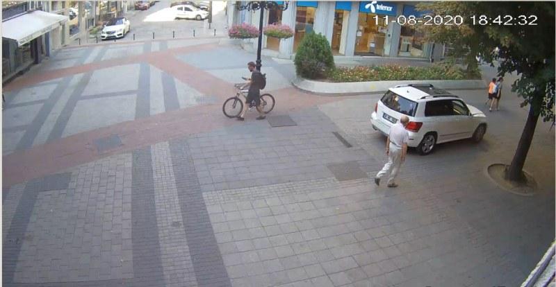 Пловдивската полиция установи и санкционира водача на лекия