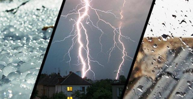 В западната половина от страната месечната сума на валежите ще