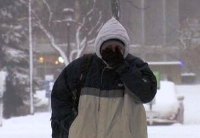 Поради товадъждът ще премине в сняг- първо в североизточните райони,