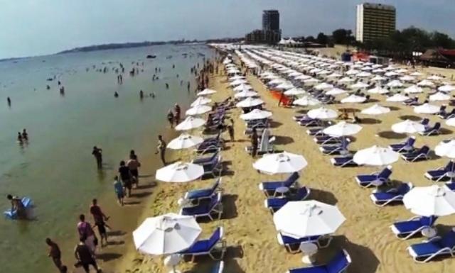В нея попадат плажовете от Шкорпиловци до Камчия. Всяко лято