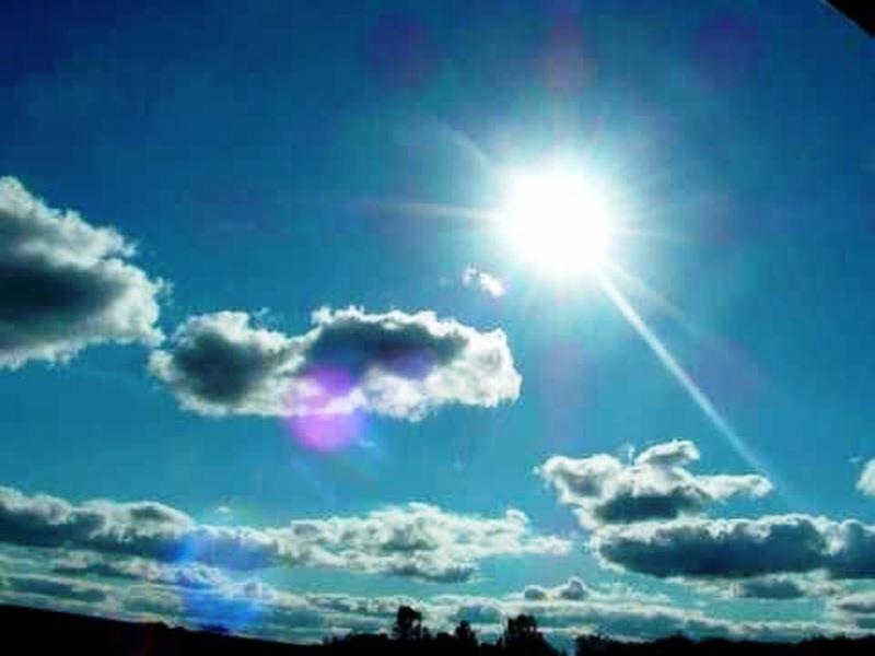 Снимка: И Днес Ще Се Радваме На Слънце И Топло Време!
