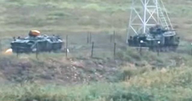 Двама украински военни са били убити, а други четирима ранени