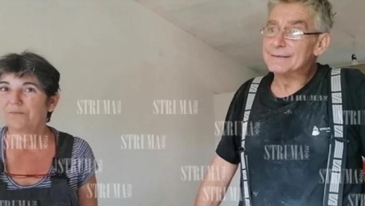Андрес и Мария Синта, влюбени в България избраха да си