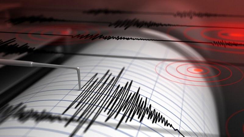 Земетресение с магнитуд 6,3 беше регистрирано в Тихия
