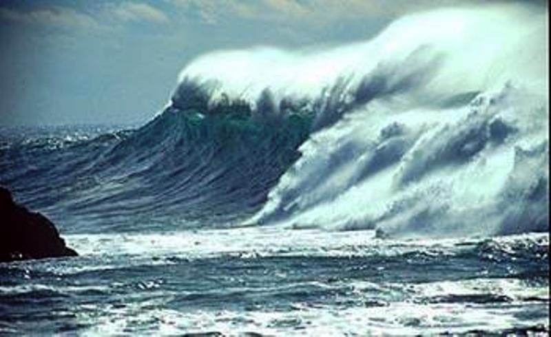 Земетресение с магнитуд 8.2 бе регистрирано днес в залива на