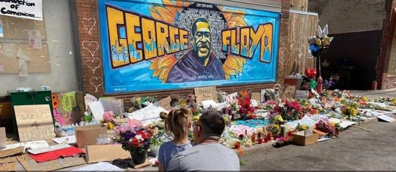 Според доклад след смъртта на Джордж Флойд, убит