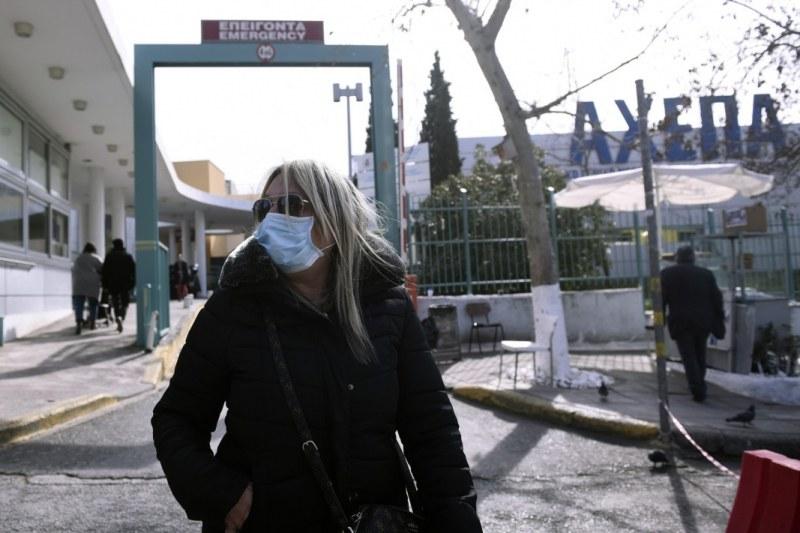 По-строгите мерки срещу разпространението на коронавируса в Гърция