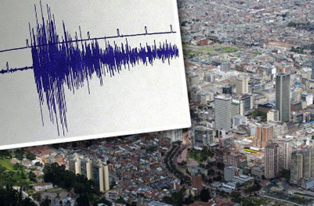 """""""Известно е, че най-силните земетресения в тази зона са около"""