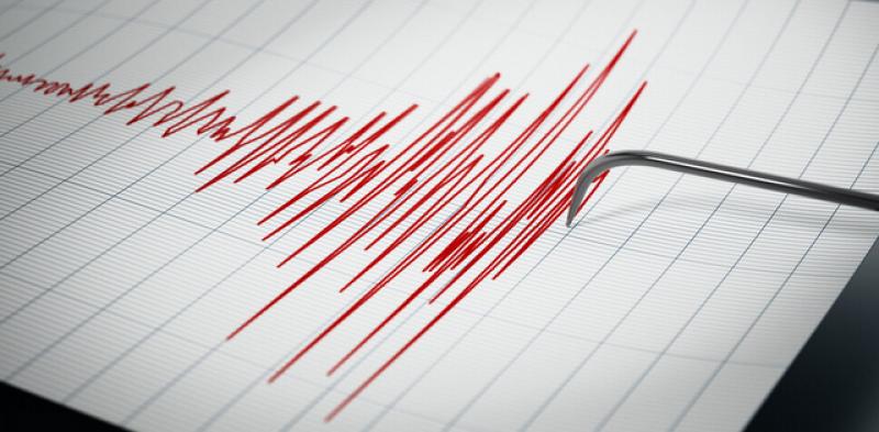 Земетресение с магнитуд 3.1 по Рихтер е регистрирано
