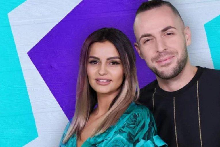 Рапърът Емил и красивата Калина от първи сезон на шоуто