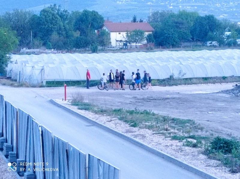 Докато бях в Пловдив, видях тези деца, които