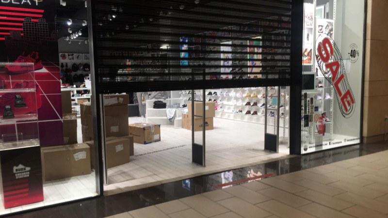 Загубите на търговските центрове заради затварянето им се