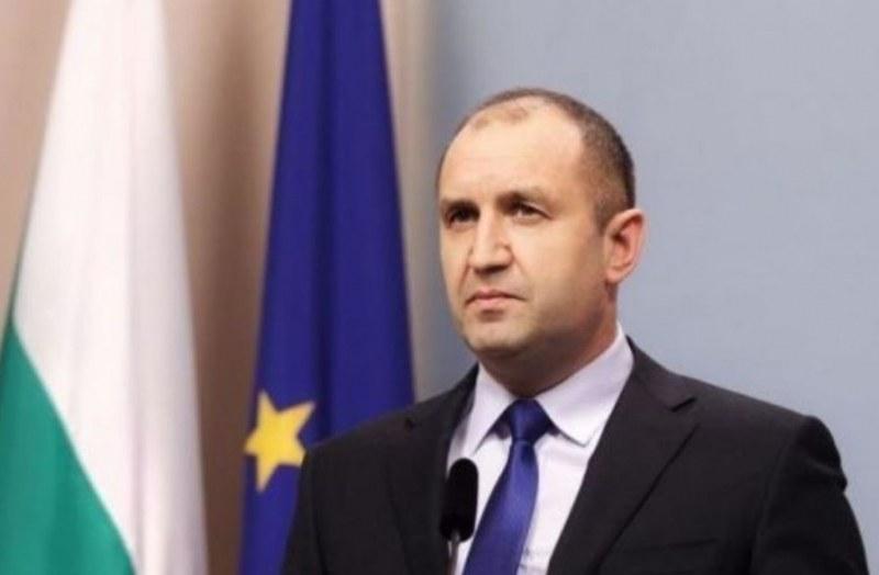 Президентът Румен Радев е издал указ за обнародване