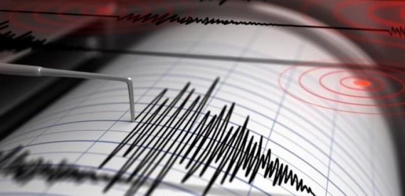 Земетресение с магнитуд 4 е било регистрирано днес