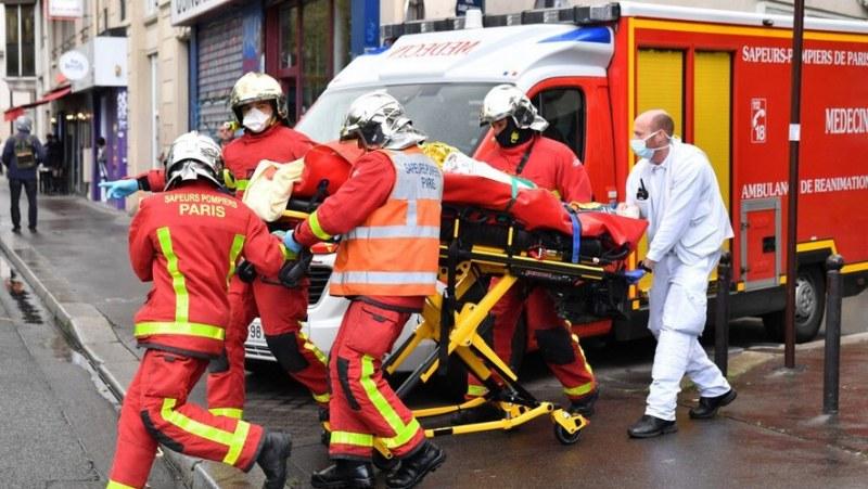 Трима души са ранени при нападение с хладно