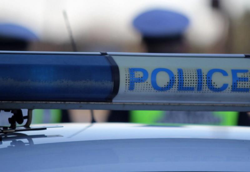 Полицейски служители на 02 РУ-Благоевград работят по получено