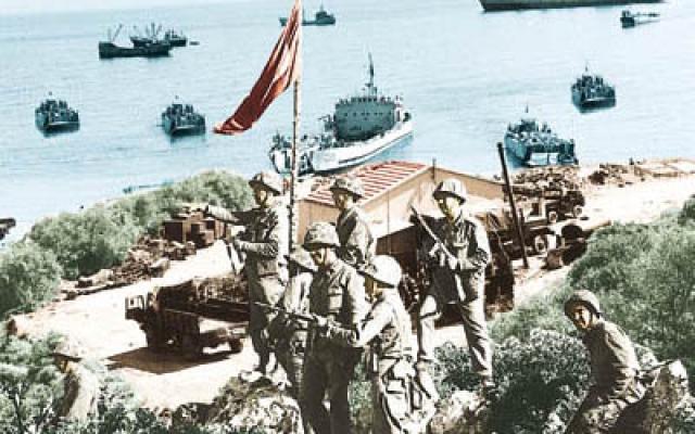40 г. от турската инвазия, която раздели Кипър на две | Bradva.BG